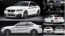 Bmw 2 Series Coupe With M Performance Parts 2014