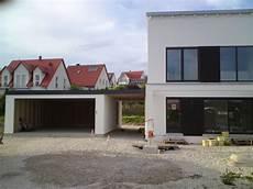 Selbstbausatz Garage by Garagen Carport Kombination Als Fertiggarage Garage In