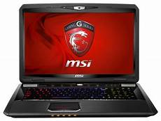 laptop msi gt70 0nd 1030 gaming performance specz benchmarks games for laptop