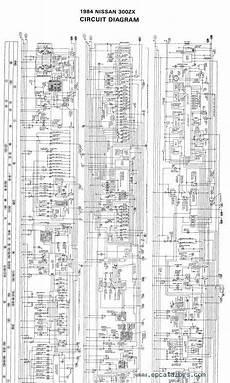 free service manuals online 1994 nissan 300zx spare parts catalogs nissan 300zx 1984 1985 1988 1990 1994 1996 service pdf