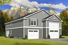 rv garage house plans plan 68599vr rv garage with living space a plus in 2019
