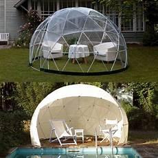 garten iglu selber bauen garden igloo pavillon gew 228 chshaus four seasons