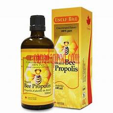uncle bill brazil bee propolis concentrated extract 100