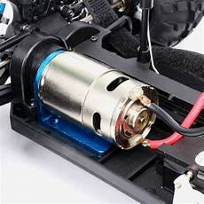 390 brushed motor electric engine for 1 16 1 18 scale rc