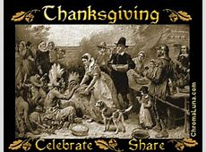 the first feast thanksgiving
