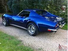 1970 C3 Corvette Stingray L46 5 7 4 Speed Manual In Mint