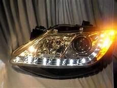 Sw Light Scheinwerfer Seat Ibiza 6j Chrome Led