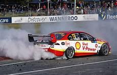 shell v power racing mclaughlin in perth shell v power racing team