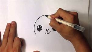 How To Draw A Cute Bunny  Easy Pictures YouTube