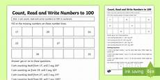 reading and writing numbers worksheet year 1 21265 year 1 count read and write numbers maths mastery worksheet worksheet