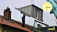 dachgauben dachgaube gaube gauben gaupen fertigdachgaube