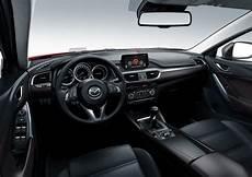 Mazda 6 Innenraum - mazda 6 facelift unveiled at the 2014 la motor show image