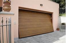 porte garage sezionali sunset porta basculante linea acciaio simil legno porte