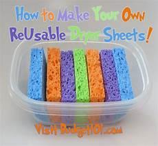 myo reusable dryer sheets diy laundry recipes