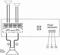 wiring diagram for 2 channel lifier how to guides lifier wiring diagrams for power and speakers