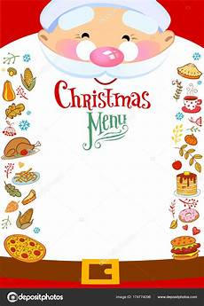 cornici menu immagini cornici per menu natalizio layout menu