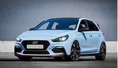 Schick Hyundai I30 Auf Tzunamee Evo Felgen In 19 Zoll