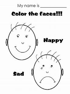 happy and sad worksheets for preschoolers happy sad face coloring page search bible coloring pages english for beginners