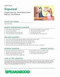tale lesson plans for toddlers 15004 lesson plans rapnuzel speakaboos worksheets tales worksheets
