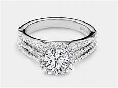 your unforgettable wedding white gold engagement rings in
