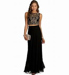 kendall black prom dress from windsor dances