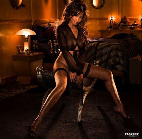 Garcelle Beauvais Playboy