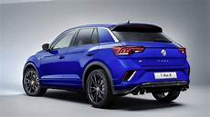 The Vw T Roc R Might Make The Golf Gti Feel Insecure Top