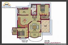 khd house plans house plan and elevation 2292 sq ft kerala home