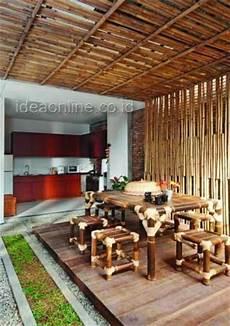 Idea Interior Ruang Makan Ruang Makan Outdoor