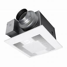 Panasonic Whisper Bathroom Fan With Light panasonic whisper green select 50 80 110 cfm ceiling