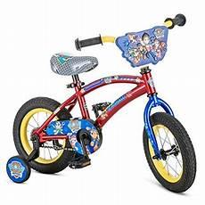 fahrrad 12 zoll boys 12 inch paw patrol bike walmart