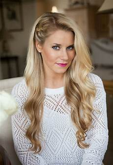 hairstyles with side braids 3 braids for fall side braid hairstyles