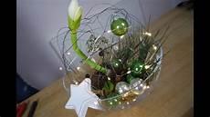 Weihnachtsdeko Amaryllis Im Glas