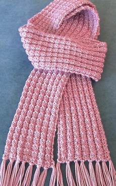 Strickmuster Schal Lochmuster - how to knit a scarf from the free knitting patterns for