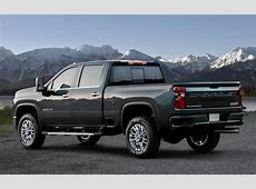 2020 Chevrolet Silverado 2500 HD High Country Crew Cab