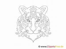 malvorlage f 252 r erwachsene tiger