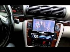 1998 audi a4 bose system with aftermarket radio dvd