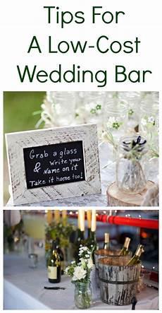 5 tips for a low cost diy wedding bar diy wedding bar wedding alcohol diy wedding