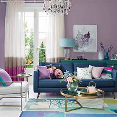 Purple Living Room Designs purple living room ideas ideal home