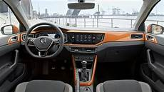2018 Volkswagen Polo Highline Beats Interior