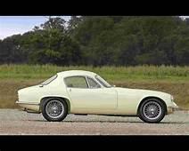 1963 Lotus Elite  Classic Automobiles