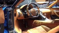 bugatti chiron interieur 4k interior bugatti chiron in detail at geneva 2016 in