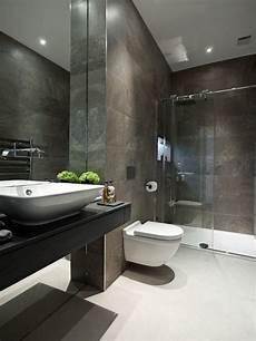 dark wall light floor bathroom dark tiled bathroom houzz