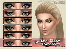 Sohlein Classy Eyeshadow by GrizzlySimr at TSR » Sims 4