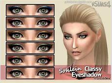 Sohlein Classy Eyeshadow by GrizzlySimr at TSR » Sims 4