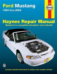 what is the best auto repair manual 2004 cadillac escalade ext on board diagnostic system ford mustang 1994 2004 haynes car repair manual