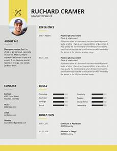 online resume maker make your own resume venngage