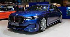 2020 alpina b7 xdrive a limo with 600 hp and a
