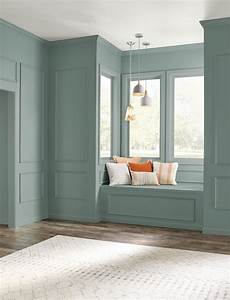 behr paint reveals 2018 color of the year in the moment