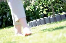 Gartenzaun Kunststoff Braun - garden edging border wall plastic fence lawn grass